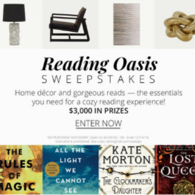 Win Home Decor & Books