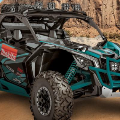 Win a 2019 Can-Am Maverick X3 Turbo