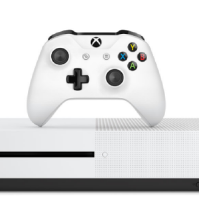 Win 1 of 100 Xbox One S Consoles