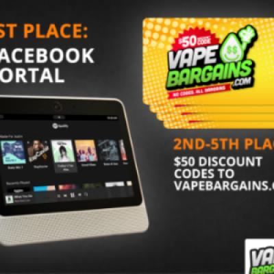 Win a Facebook Portal