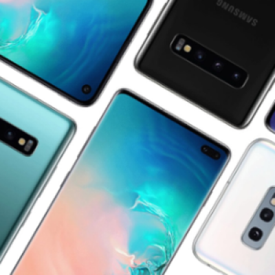 Win a Samsung Galaxy S10 Smart Phone - Sweep Geek