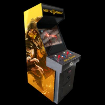 Win A Mortal Kombat 11 Arcade Cabinet Or Xbox One X Sweep Geek