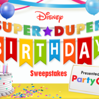 Win A 500 Party City Gift Card Disney Prize Pack