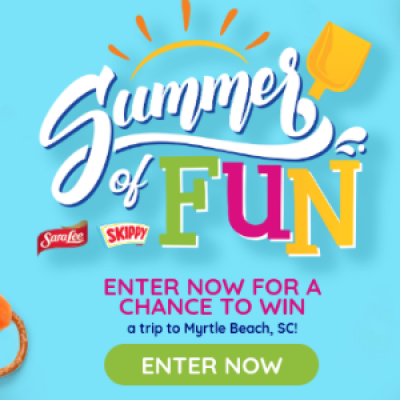Win a Family Vacation to Myrtle Beach - Sweep Geek